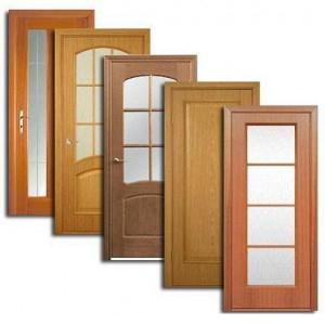 Двери, дверные блоки Видима