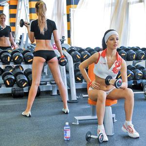 Фитнес-клубы Видима