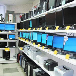 Компьютерные магазины Видима